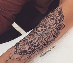 Mandela arm tattoo - Selina P. Henna Style Tattoos, Tatoo Henna, Trendy Tattoos, Forearm Tattoos, Body Art Tattoos, Hand Tattoos, Small Tattoos, Sleeve Tattoos, Cool Tattoos