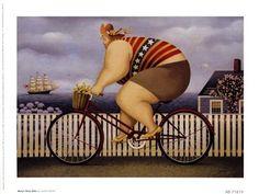 Mary's New Bike, Lowell Herrero