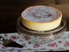 Tarta de queso 3 ingredientes / Three ingredient cotton cheesecake