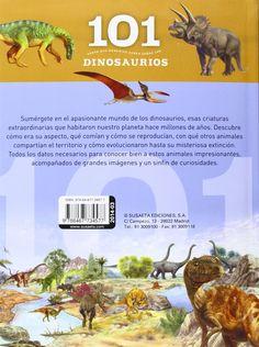101 Cosas que deberías saber sobre los dinosaurios: Amazon.es: Susaeta Ediciones S A: Libros