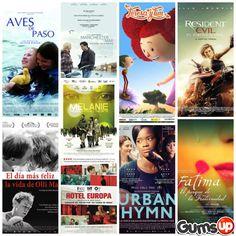 Aquí los estrenos de la semana para que te vayas al cine bien motivad@!
