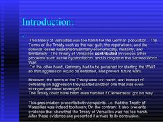 year versailles and history was the treaty of versailles too harsh on essay submission specialist