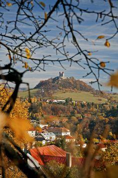 Slovakia - Igor Supuka 159 - Europe, Slovak republic, Banská Štiavnica city - place protect by UNESCO