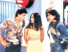 'Kuch Kuch Hota Hai': This 1998 release featured Shah Rukh Khan, Kajol and Rani Mukerji in the lead roles. It was the directorial debut of Karan Johar, who made many successful films thereafter. The film was not only successful in India, but it became first Bollywood film to enter the UK cinema top ten. The music by Jatin-Lalit also became the favourite of the audience. 'Kuch Kuch Hota Hai' swept all major categories at various awards functions in 1999