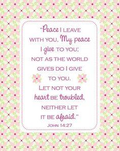 scripture words