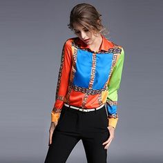 Excited to share some of our favorites with you. Women's High Qual... Check it out here! http://lestyleparfait.co.ke/products/womens-high-quality-silk-shirt-fashion-elegant-slim-shirt-blouse?utm_campaign=social_autopilot&utm_source=pin&utm_medium=pin #fashionkenya #style #nairobi