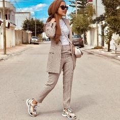 New season cute pants collection – Just Trendy Girls Modest Fashion Hijab, Modern Hijab Fashion, Street Hijab Fashion, Hijab Fashion Inspiration, Abaya Fashion, Muslim Fashion, Suit Fashion, Modest Outfits, Casual Outfits