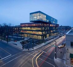 Halifax Central Library Schmidt Hammer Lassen Canada