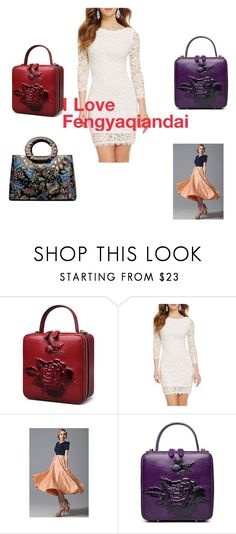 """""""I Love Fengyaqiandai"""" by houseofhello on Polyvore featuring Handle"""