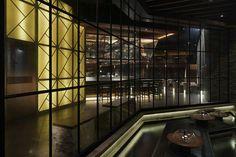 Shang Hai  Japanese Restaurant Junsai By SMOOTH DESIGN