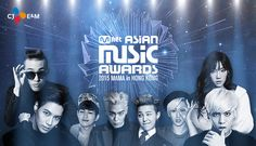 The Mnet Asian Music Awards, one of the world's biggest K-pop events, will be held on Dec. 2 at the Hong Kong Asia World Expo, according to a report Tuesday. Its lineup of producers and performers has yet to be confirmed, said an OSEN report Tuesday. Mnet Asian Music Awards, Places In Hong Kong, Korean Pop Group, Korean Entertainment, Incheon, Korean Drama, Korean Music, Kdrama, Poster