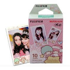 Find More Film Information about Genuine Little Twin Stars Fujifilm Instax Mini 8 Film Fuji Instant Films Paper For 8 50s 7s 90 25 Share SP 1 Mini Instant Camera,High Quality paper bag printing machine,China paper spiral Suppliers, Cheap paper japanese from Photography store on Aliexpress.com