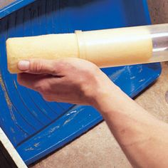 Follow these secrets from the pros for how to use paintbrushes and rollers to make painting easier and mess-free.