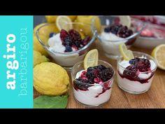 ΚΡΕΜΑ ΛΕΜΟΝΙΟΥ σαν μους λεμόνι με 3 υλικά της Αργυρώς   Αργυρώ Μπαρμπαρίγου - YouTube Easy Desserts, Acai Bowl, Pudding, Breakfast, Food, Acai Berry Bowl, Morning Coffee, Custard Pudding, Essen