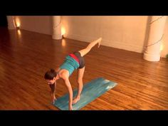 3. Week Weight Loss Yoga: Lower Body Strength and Tone