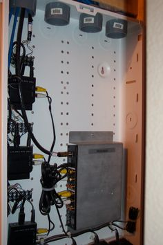 whole house structured wiring networking set ups cabinets rh pinterest com Wired Network Commercial Wiring