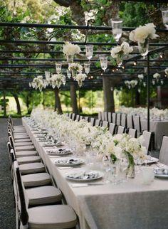backyard wedding.