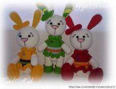 Вязаные игрушки и сувениры | Записи в рубрике Вязаные игрушки и сувениры | Дневник VERA-L