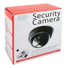 Mini Dummy Security Camera Flashing Light Safety Crime Home Business Fake  #theimmart #3DaysDelivery #techlaunches #exclusive #CODINDIA #buyatwebsite