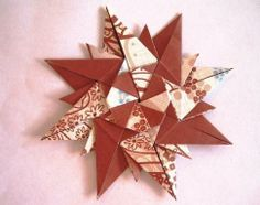 Thanksgiving Thanksgiving star origami diagrams origami tutorial exquisite renderings completed