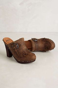 $165 Anthropologie - Flourish Clogs
