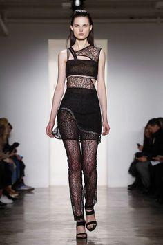 Jonathan Simkhai Ready To Wear Fall Winter 2015 New York
