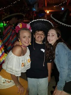 21st Party, Mexican