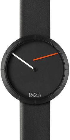 Tempo Libero 42 mm - Montre design Homme - NAVA DESIGN - @kibodiosocial