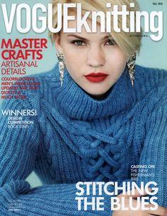 Vogue Knitting - Fall 2013