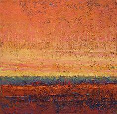 """Horizon Glow #4"" by Jeannie Sellmer"
