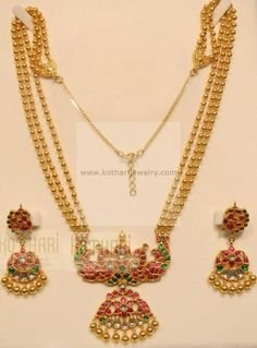 The price of gold for jewelry is an interesting question. Obviously, it will depend a lot on the current spot price for gold bullion. Many people have legitimate questions about gold prices such as how do you determine the cost of gold jewelry? Real Gold Jewelry, Gold Jewelry Simple, Indian Jewelry, Pearl Jewelry, Gemstone Jewelry, Unique Jewelry, Gold Earrings Designs, Gold Jewellery Design, Necklace Designs