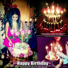 Girly Pictures Pics Girlz Dpz Editing Wish Happy Birthday