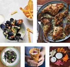 Belgian Dinner | SAVEUR