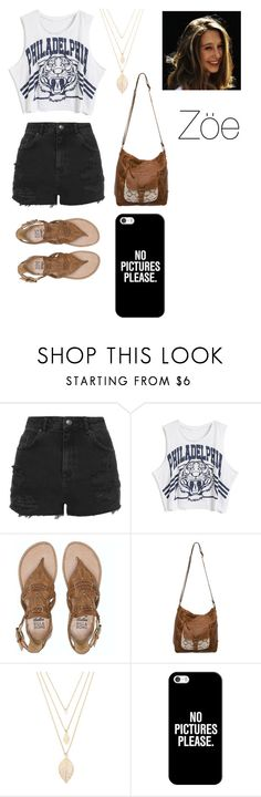 """Untitled #100"" by vic-valdez on Polyvore featuring Topshop, Billabong, Forever 21 and Casetify"