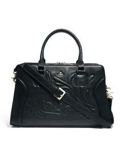 Image 1 of Fiorelli Angelica Signature Triple Compartment Bag