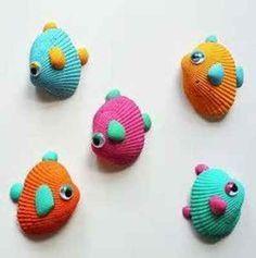 Conchas-pintadas-de-animales6                                                                                                                                                     Más
