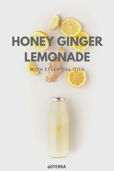 A twist on classic lemonade, Honey Ginger lemonade is the perfect refreshing drink to help lift your mood.