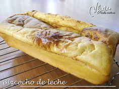 Bizcocho Dukan  de Leche Cocina Light, Blood Type Diet, Paleo, Pan Dulce, Dukan Diet, Weight Loss Diet Plan, Diet Meal Plans, Sin Gluten, Raw Vegan