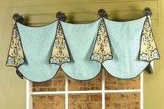Louise Valance by Pate-Meadows Designs