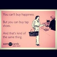DEFINITELY the same thing!!!!! I miss tap. Who wants to pay for my classes??!!