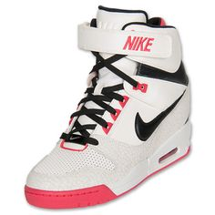 Women's Nike Air Revolution Sky Hi Casual Shoes