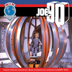 Joe 90 - great classic TV series and awesome music. Old Tv Shows, Best Tv Shows, Favorite Tv Shows, 1970s Childhood, My Childhood Memories, Joe 90, Thunderbirds Are Go, Soundtrack Music, Retro Futuristic
