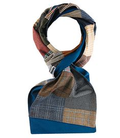 Manny by Margo Petitti: Silk & Wool Scarf available at www.artfulhome.com
