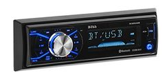 BOSS Audio 632UAB Single Din, Bluetooth, MP3/USB/SD AM/FM Car Stereo, Detachable Front Panel, Wireless Remote, (No CD/DVD). For product info go to:  https://www.caraccessoriesonlinemarket.com/boss-audio-632uab-single-din-bluetooth-mp3usbsd-amfm-car-stereo-detachable-front-panel-wireless-remote-no-cddvd/