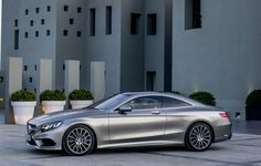 Photographs of the 2015 Mercedes-Benz S-Class Coupé. An image gallery of the 2015 Mercedes-Benz S-Class Coupé. Mercedes S Class Coupe, Mercedes Benz Sedan, New Mercedes, Maserati, Benz S550, Look 2015, Daimler Ag, European Models, Good Looking Cars