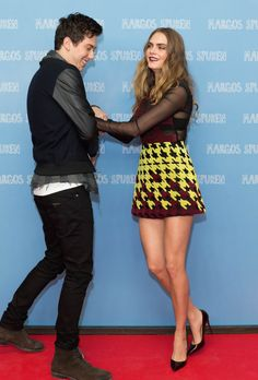 Nat and Cara - There's really a very Jen and Josh quality about these two and I love it!