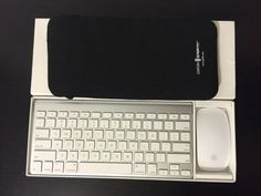 Apple Bluetooth Wireless Keyboard and Magic Mouse Bundle A1314 & A1296
