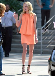 Kate Bosworth Photo - Kate Bosworth Leaving A Taping Of 'Chelsea Lately'