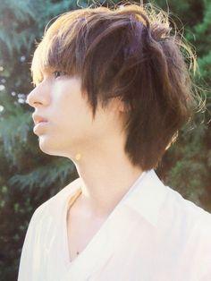 伊野尾慧 Hey!Say!JUMP Curly Hair Salon, My Future Boyfriend, Japanese Boy, Good Looking Men, My King, Best Actor, Cute Boys, How To Look Better, Idol