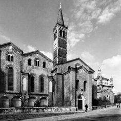 Photograph Milano - Basilica di Sant'Eustorgio by Silvano Dossena on 500px